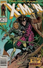 Uncanny X-Men #266 Newsstand Edition