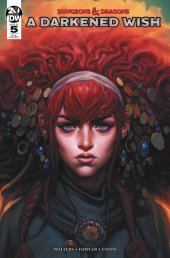 Dungeons & Dragons: A Darkened Wish #5 1:10 Incentive Variant