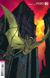 Man-Bat #1 Variant Edition