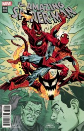 The Amazing Spider-Man #800 Ron Frenz Homage Variant