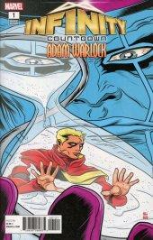 Infinity Countdown: Adam Warlock #1 Michael Allred Variant