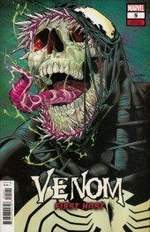 Venom: First Host #5 Javier Garron Variant