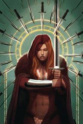 Red Sonja #17 1:40 Bob Q Virgin Cover)