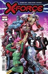 X-Force #1 Original Cover