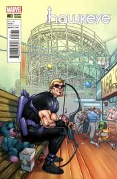 All-New Hawkeye #3 NYC Variant