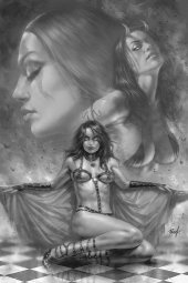 Red Sonja: Age of Chaos #2 1:15 Incentive