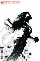 Dark Nights: Death Metal #3 1:100 B&W Variant