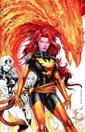 Jean Grey #1 Tyler Kirkham White Phoenix Virgin Variant