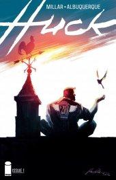 Huck #1 Original Cover