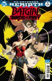 Batgirl and the Birds of Prey #15 Variant Edition