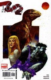Marvel 1602: New World #1