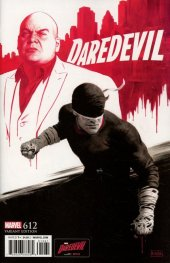 Daredevil #612 1:10 Incentive TV Variant