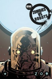Zombies vs. Robots #9 Subscription Variant