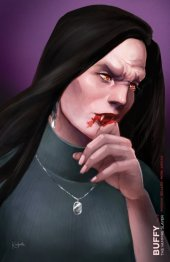 Buffy the Vampire Slayer #3 Vamp Incentive Variant