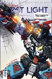 Transformers: Lost Light #12 Cover C