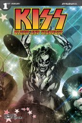 Kiss: Blood And Stardust #1 Cover C Sayger Catman