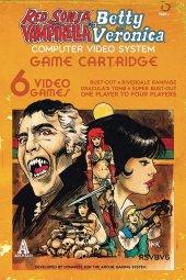 Red Sonja & Vampirella Meet Betty & Veronica #6 Cover B Hack