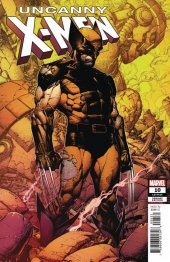 Uncanny X-Men #10 David Finch Variant