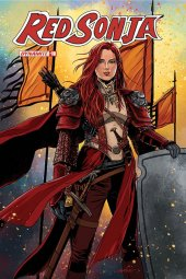 Red Sonja #18 Cover D Laming