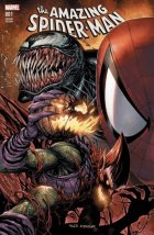 The Amazing Spider-Man #801 Tyler Kirkham Connecting Variant A