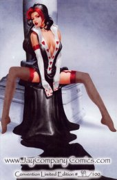 Tales From Wonderland: Queen of Hearts Jay Company Gothic Lolita