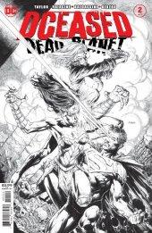 DCeased: Dead Planet #2 2nd Printing