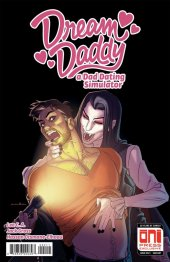 Dream Daddy #2 Print Edition Cover A