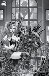 The Batman Who Laughs: The Grim Knight #1 Unknown Comic Books Exclusive Jay Anacleto Remark Edition Variant