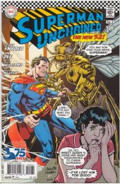 Superman Unchained #2 Silver Age (Paquette Variant)