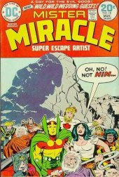 Mister Miracle #18