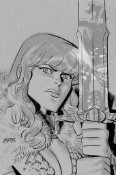 Vampirella / Red Sonja #8 1:15 Incentive
