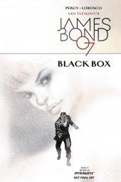James Bond: Black Box #1 Cover E Moritat