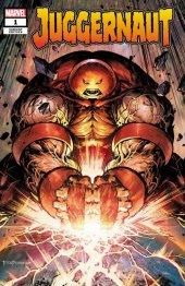 Juggernaut #1 Tyler Kirkham Variant A