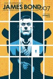 James Bond 007 #5 Cover C Gorham
