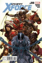 Uncanny X-Force #20