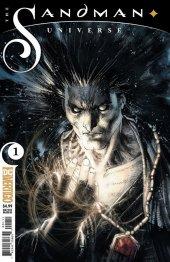 Sandman Universe #1 Russell Variant!!