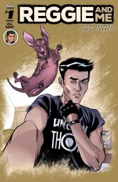Reggie and Me #1 Cover D Ron Frenz