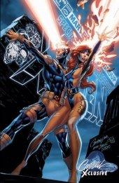 Uncanny X-Men #1 J. Scott Campbell Variant B