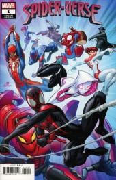 Spider-Verse #1 1:25 Patrick Brown Variant