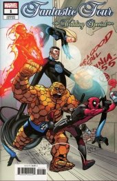 Fantastic Four: Wedding Special #1 Pasquale Ferry Variant