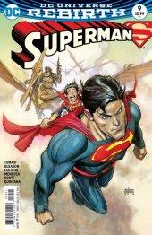 Superman #9 Variant Edition