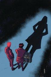 Nancy Drew and the Hardy Boys: The Death of Nancy Drew #1 1:20 Eisma Virgin Cover