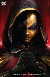Deathstroke #33 Variant Edition