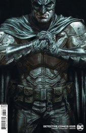 Detective Comics #1025 Card Stock Variant Edition