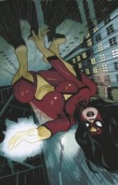 Spider-Woman #1 Adam Hughes Virgin Variant