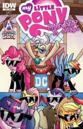 My Little Pony: Friendship Is Magic #30 Awesome Con Variant