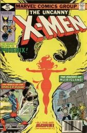 The X-Men #125