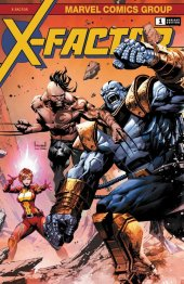 X-Factor #1 Unknown Comics Kael Ngu Exclusive Variant