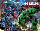 The Immortal Hulk #24 1:50 Joe Bennett Immortal Wraparound Variant