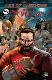grimm fairy tales presents neverland: age of darkness #1